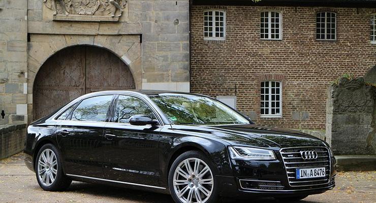 Деньги ООН вместо системы е-деклараций потратили на Audi A8