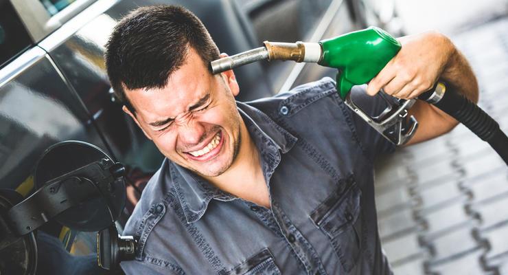 Украинских водителей предупредили о стремительном подорожании топлива