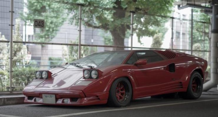 На парковке найдена уникальная Lamborghini за 300 тысяч долларов