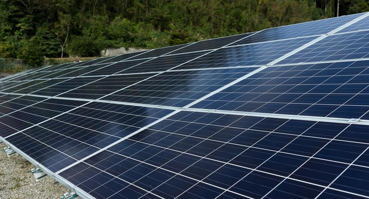 В Винницкой области построили новую солнечную станцию