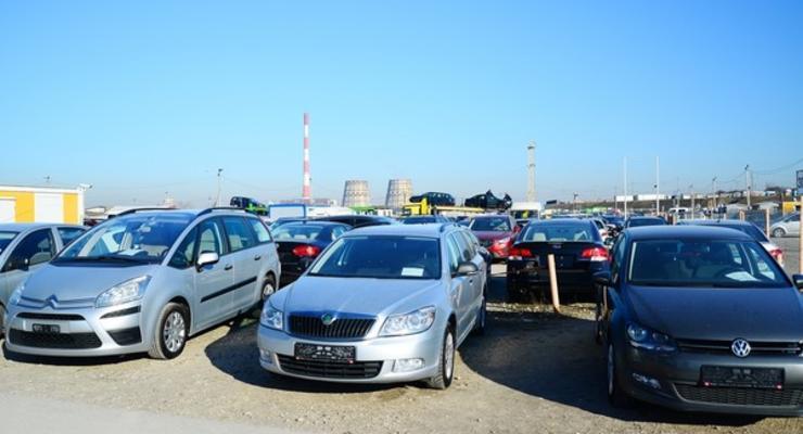 Названа будущая стоимость растаможки авто на еврономерах