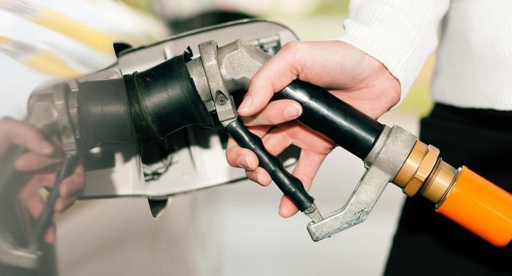 Цена автогаза на АЗС снижается