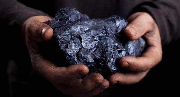 В Украину прибыла первая партия угля из США