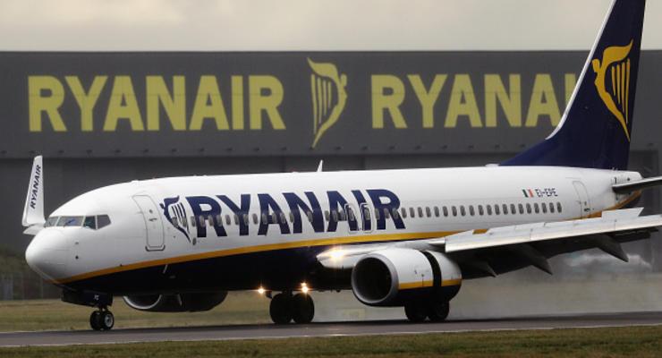 Ryanair будет летать в Жуляны - руководство аэропорта