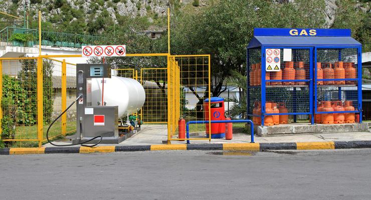 В Минэнерго подсчитали, сколько должен стоить автогаз на АЗС