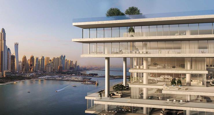 Самый дорогой пентхаус в Дубае продали за 28 миллионов долларов