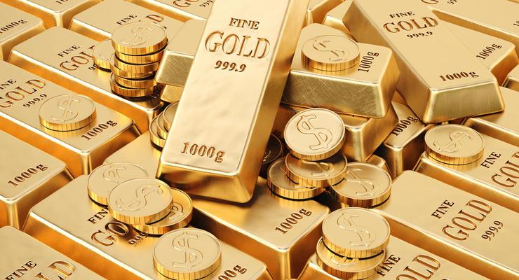 Украинское злато: как менялся золотовалютный запас с 2003 года