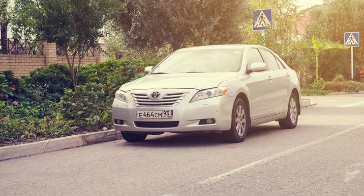 Компания Укроборонпрома отменила закупку элитных авто