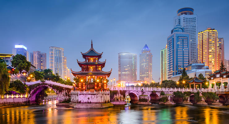 Standard & Poor's снизил рейтинг Китая