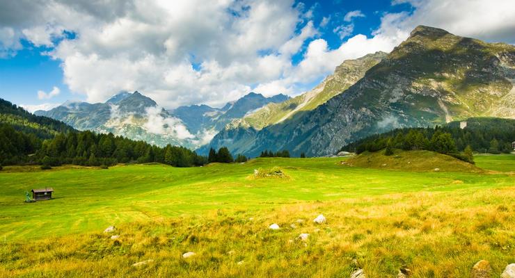 В Швейцарии продают воздух по 21 доллару за 120 вдохов