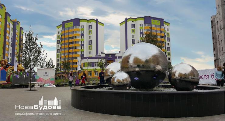 Застройщик открыл новый детский садик в Софиевской Борщаговке