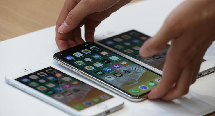 Цена iPhone Х стартует от 999 долларов