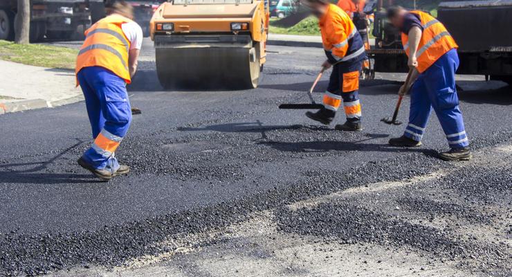 Ремонтировать дороги в Украине смогут не все