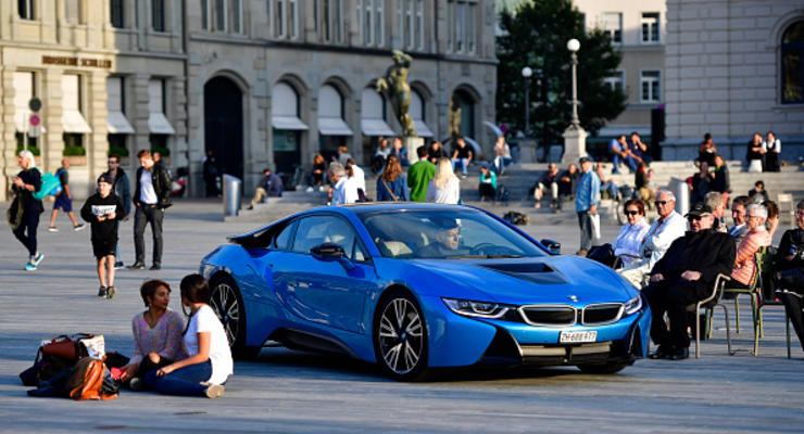Когда украинцы массово пересядут на электромобили