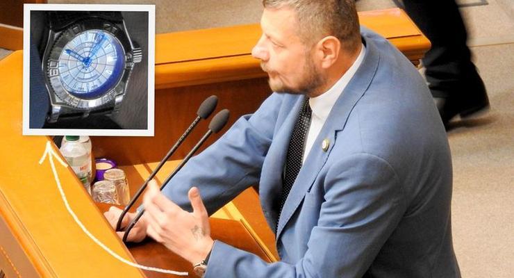 Стало известно, сколько стоят аксессуары украинских нардепов