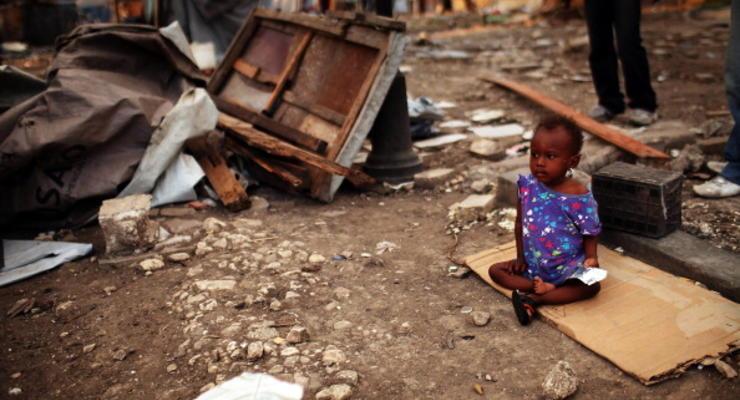 ТОП-5 самых бедных стран мира