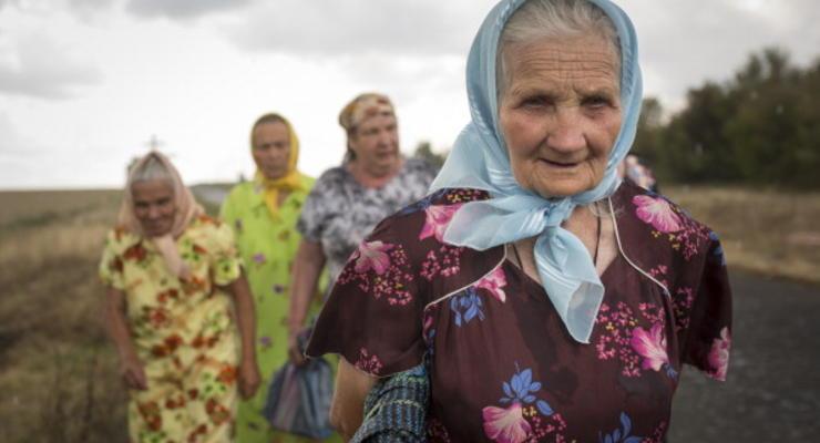 Гройсман заявил о начале выплат повышенных пенсий