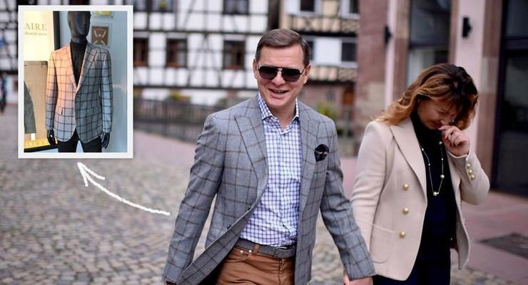 Пиджак за 90 тысяч: какие бренды любит Ляшко