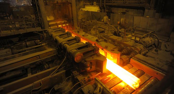 Украина опустилась на 13-е место в рейтинге производителей стали