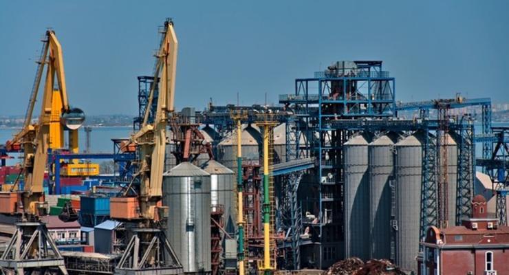 Одесский припортовый завод готов возобновить работу