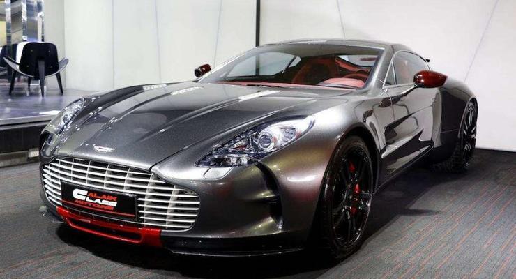 Кризис, ага: в Украине продают роскошный Aston Martin за 600 тысяч евро