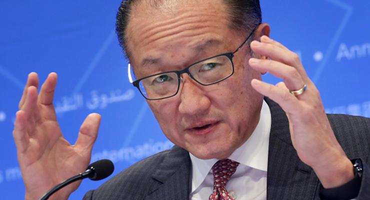 Глава Всемирного банка едет с визитом в Киев