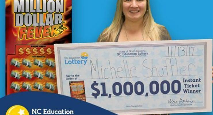 Почти как у Ляшко: в США женщина дважды в день выиграла в лотерею