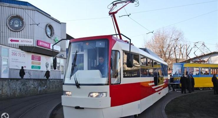 Электронный билет в киевском транспорте появится весной 2018-го