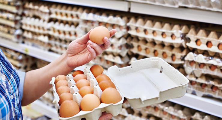 Половина экспорта украинских яиц пришлась на ОАЭ