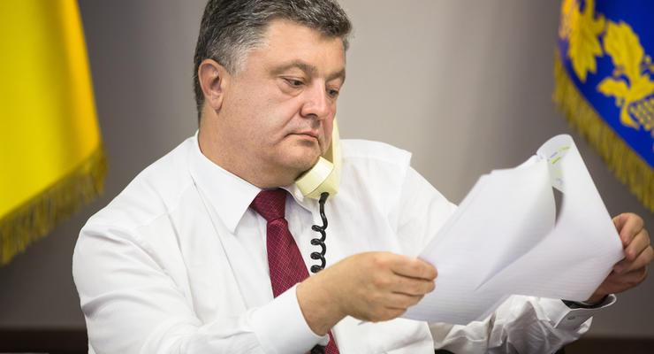 В Кабмине поддержали предложение Порошенко повысить минималку