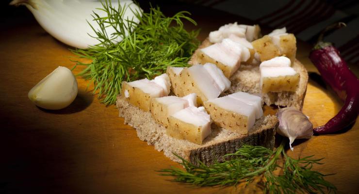 Сало за границей дешевле: где украинцам покупать продукты