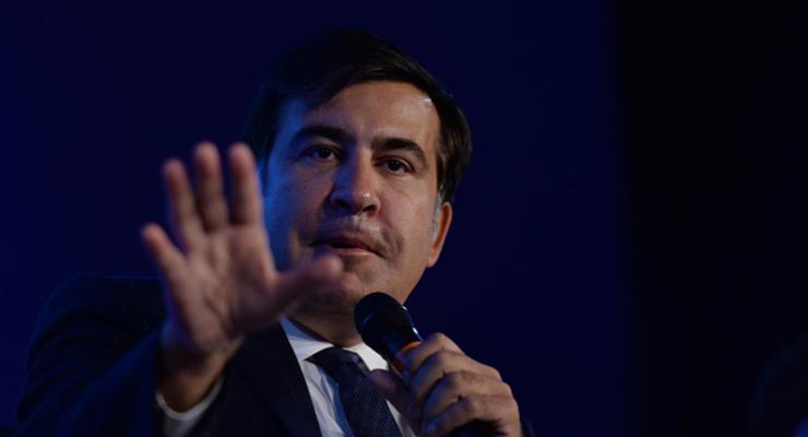 Саакашвили арендовал пентхаус за 6 тысяч долларов