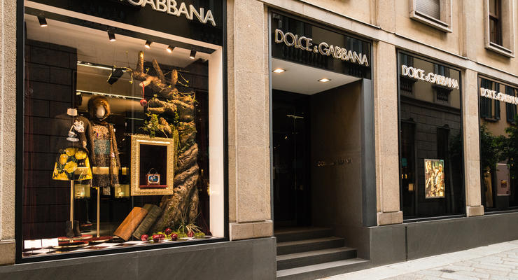 Украинцы шьют Dolce & Gabbana за копейки