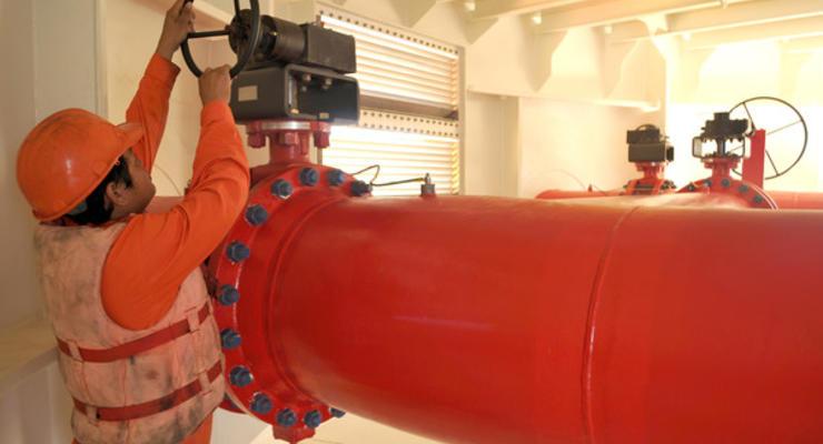 Газпром расторг контракты на поставку труб для Северного потока-2
