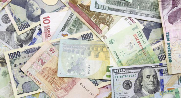 Курсы валют НБУ на 22.12.2017