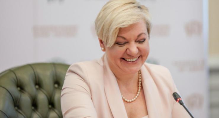 Гонтарева задекларировала больше 83 млн грн дохода
