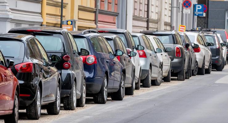 Новые штрафы за парковку: сколько придется заплатить