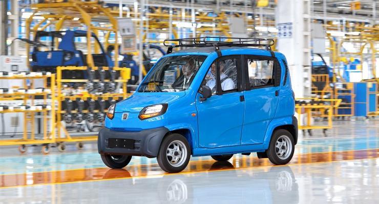 В Украине появится самый дешевый в мире автомобиль от 120 тысяч гривен