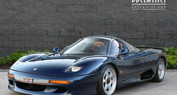 В Англии продают роскошный Jaguar за 500 тысяч долларов