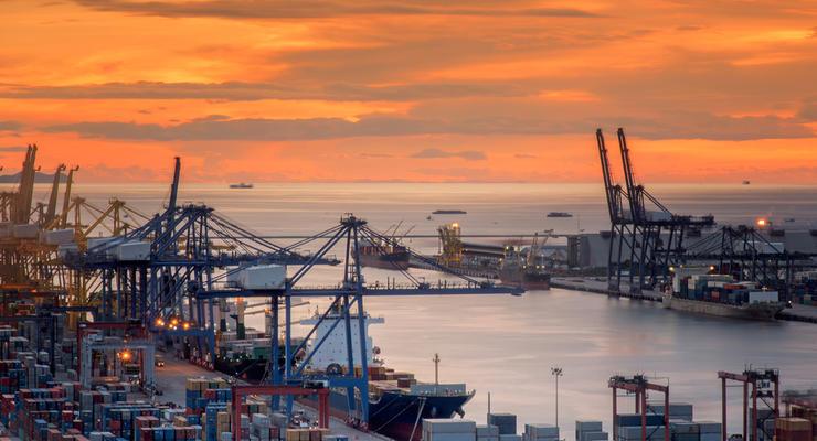 Портовые сборы в Украине снижены на 20%