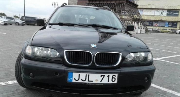 """Авто на """"евробляхах"""": водителям предложили компромисс"""
