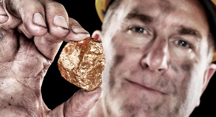 В Украине нашли крупное месторождение золота