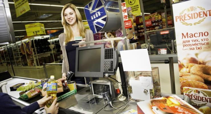 Украинцы стали покупать продукты питания поштучно