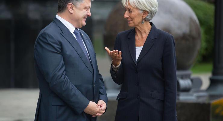 В НБУ ожидают визита миссии МВФ в феврале