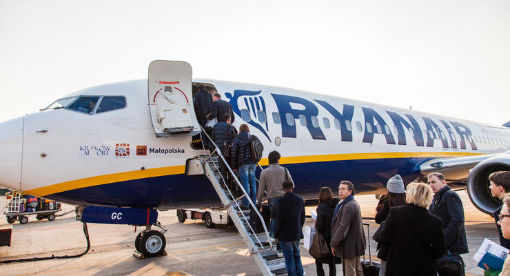 Аэропорт Харьков надеется на приход Ryanair