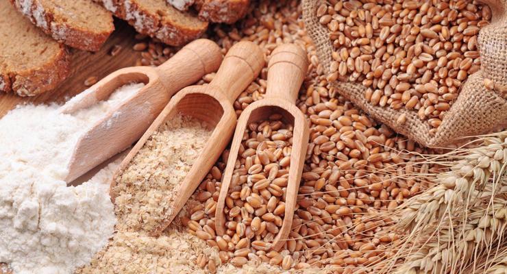 В Украине сократился урожай зерновых