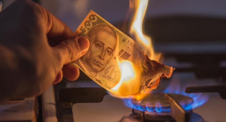 Как украинцы платят по коммунальным счетам
