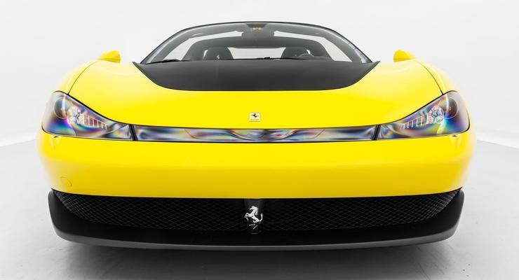 В Швейцарии продают Ferrari за 6 миллионов долларов