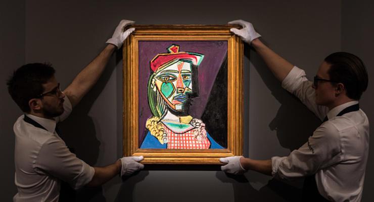 Картину Пикассо хотят продать за 50 миллионов долларов