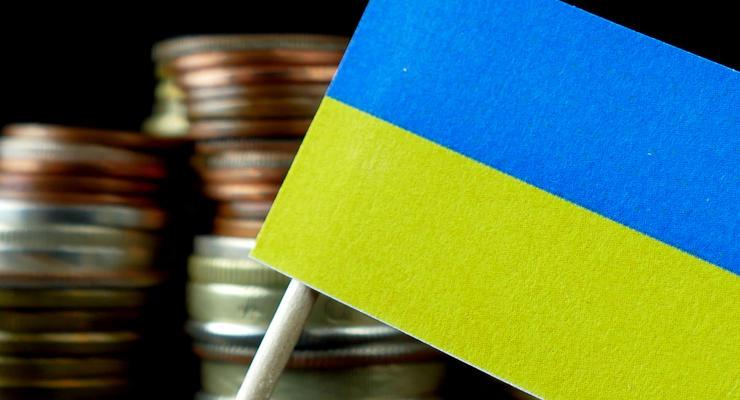 Госдолг Украины немного сократился
